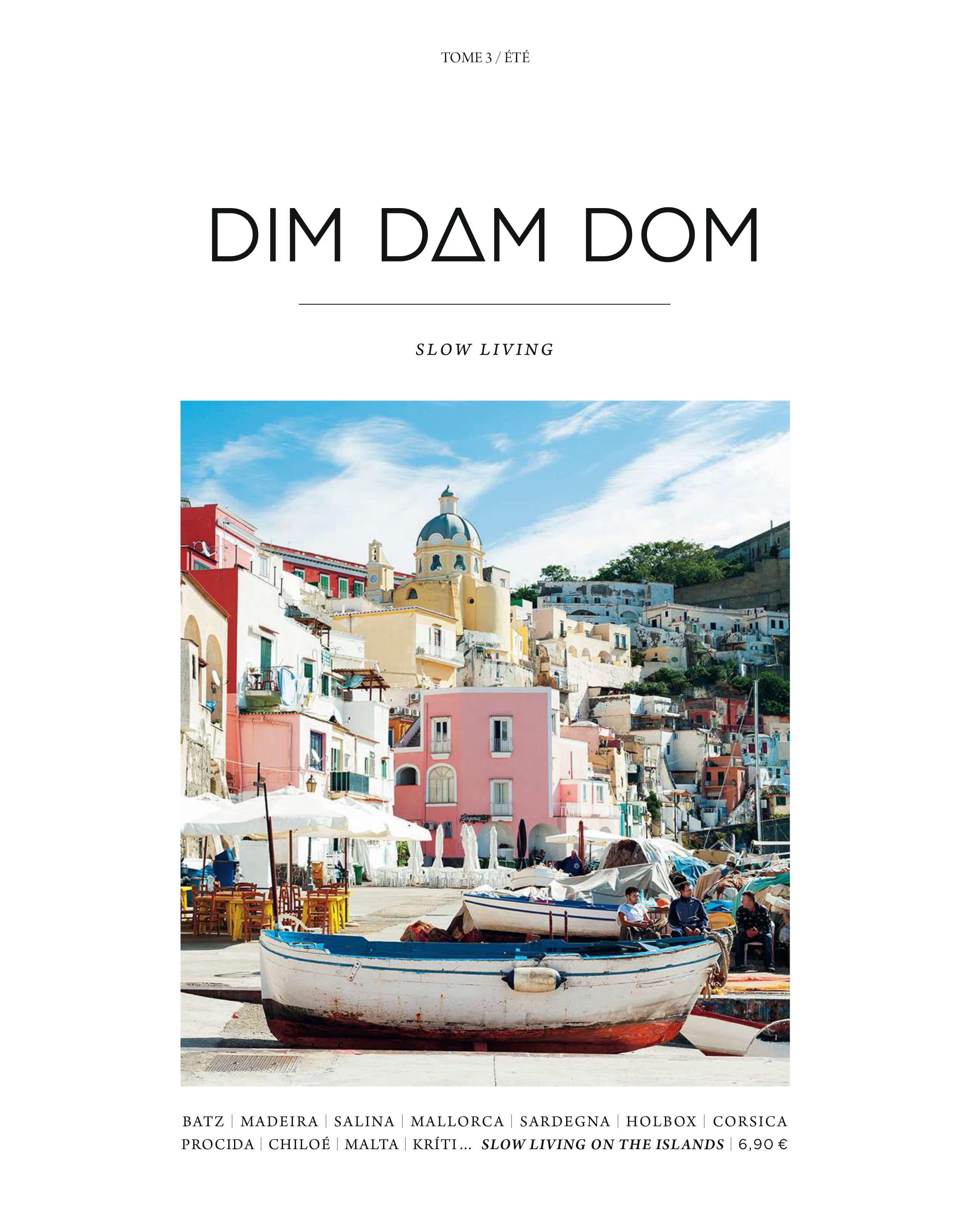 Couverture Dim Dam Dom tome 3